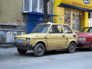 Yugo/Fiat 126