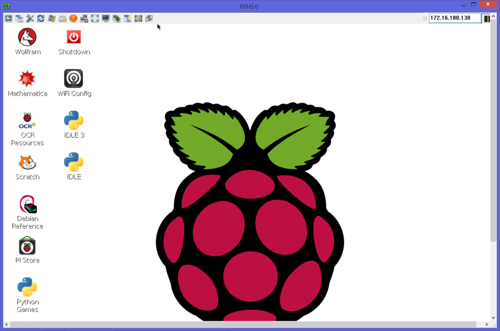 Raspberry Pi Home Server: Part 5, Remote Desktop | MelGrubb.ToBlog()