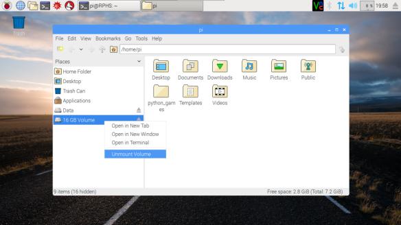 Raspberry Pi Home Server v2: Adding a Hard Drive | MelGrubb
